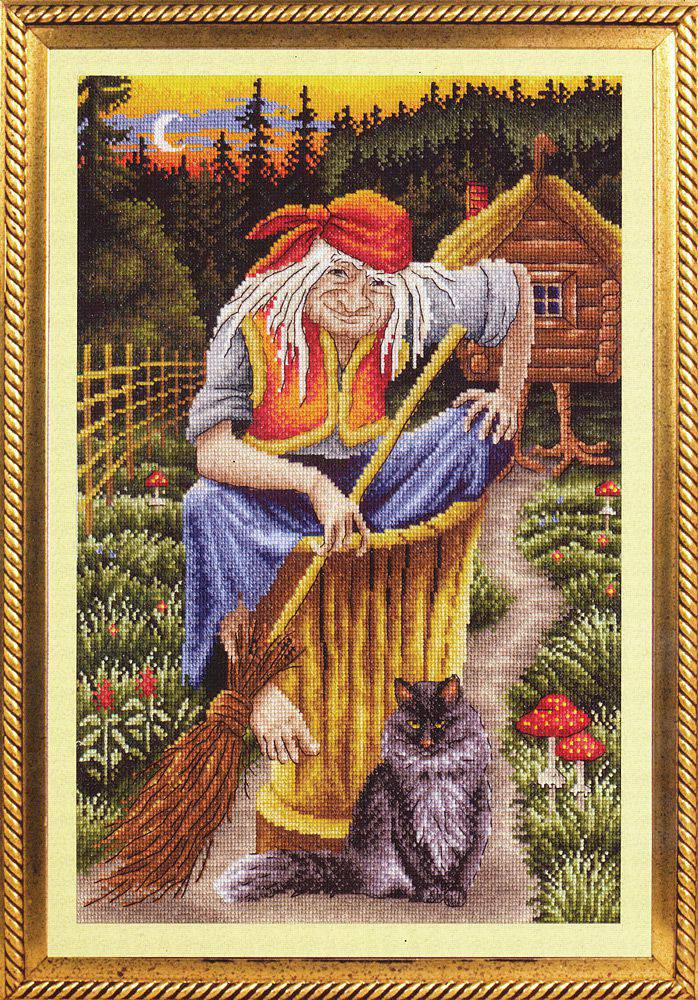 Вышивка нитками панна