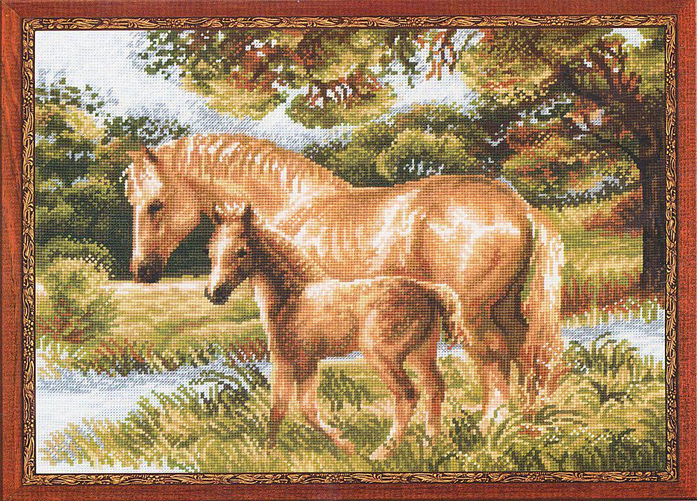 Табун лошадей 1064.