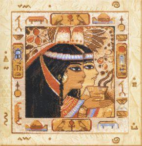Вышивка из риолиса египет