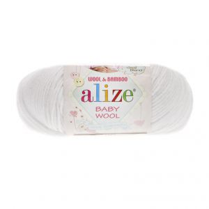 BABY WOOL 55 - Пряжа Alize BABY WOOL 55