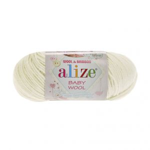 BABY WOOL 599 - Пряжа Alize BABY WOOL 599