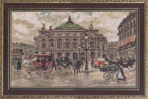 Вышивка гранд опера париж