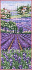 Схемы вышивки анкор поле