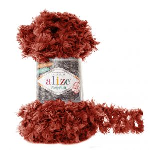 Puffy Fur 6118 - Пряжа Alize Puffy Fur 6118
