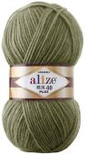 Пряжа Alize Angora Real 40 Plus 485