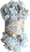 Пряжа Alize Puffy Fine Color 5939