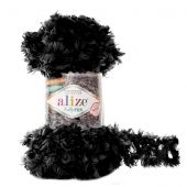 Пряжа Alize Puffy Fur 6101