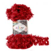 Пряжа Alize Puffy Fur 6109