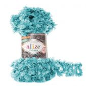 Пряжа Alize Puffy Fur 6119
